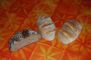 il pane di casa